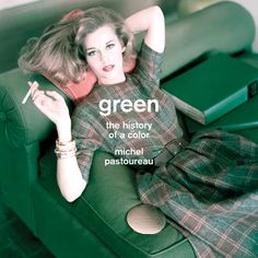 GREEN: The History of a Color by Michel Pastoureau #green #book #colourtheory