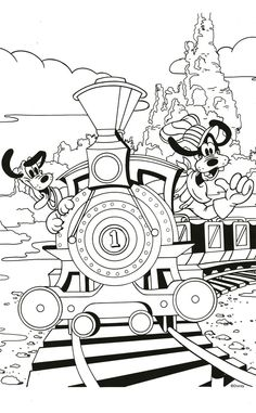 Goofy and Pluto Coloring Page! Disney Diy, Disney Crafts, Disney Cruise, Disney Mickey, Disney Parks, Walt Disney, Coloring Sheets For Kids, Adult Coloring, Kids Coloring