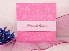 Invitación de boda OLD FLOWERS