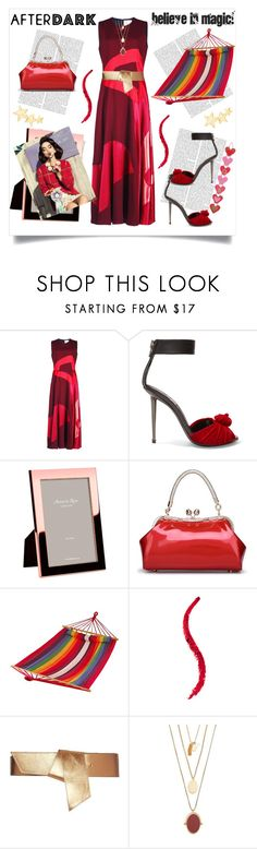 """""""After Dark Believe in Magic"""" by rita257 ❤ liked on Polyvore featuring Roksanda, Tom Ford, Addison Ross, BLISS Hammocks, Maison Boinet, Madewell and Kenneth Jay Lane"""