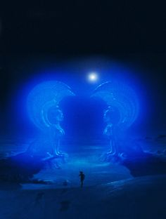 """The Southern Oracle in """"The Neverending Story"""""""