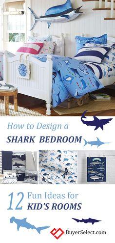 26 Best Shark Bedroom Images Room
