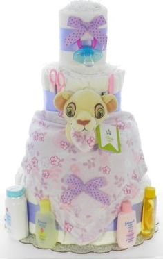 The Lion King Nala Blanky Diaper Cake! Lion King Nursery, Lion King Theme, Lion King Baby Shower, Baby Shower Centerpieces, Baby Store, Shower Gifts, Projects To Try, Baby Boy, Diaper Cupcakes