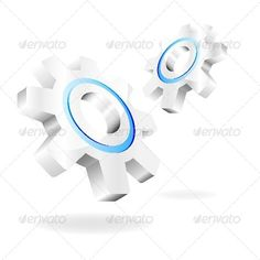 Vector Gears on a White Background  #GraphicRiver         Editable EPS, Render in JPG format and layered PSD     Created: 8May13 GraphicsFilesIncluded: PhotoshopPSD #JPGImage #VectorEPS Layered: Yes MinimumAdobeCSVersion: CS Tags: abstract #art #background #blue #business #chrome #clip #cogwheel #concepts #construction #creativity #design #element #equipment #four #gear #icons #ideas #identity #industrial #industry #machine #metal #objects #pattern #shape #silver #symbol #three-dimensional…