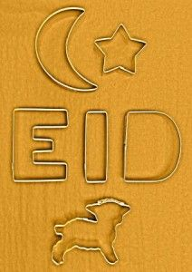cookie cutters for eid | Eid Cookies for Everyone!
