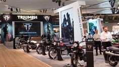 Brand New: New Logo for Triumph Motorcycles by Wolff Olins