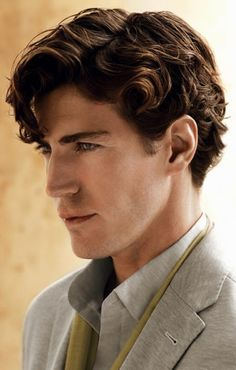 Corneliani SS15 Collection | Men's Hairstyle Photos at FashionBeans.com