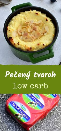 Pečený tvaroh LC s kokosem a borůvkami « LadyLowCarb.cz Low Fat Low Carb, Low Carb Pizza, Low Carb Diet, Paleo Diet, Best Weight Loss Foods, Weight Loss Meal Plan, Low Carb Recipes, Healthy Recipes, Meal Planning