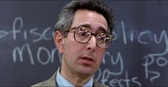 17 Times Actors Did Unbelievable Things With Minor Roles: Ben Stein as the economics teacher in Ferris Bueller's Day Off Ben Stein, Ferris Bueller, Favorite Movie Quotes, Thing 1, Movie Lines, 7 Habits, Pro Life, Great Movies, Movies Showing
