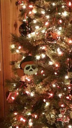 Dda taz davidson christmas harley christmas balls skulls harley