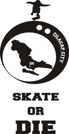 posters sk8 cilacap city
