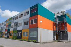 Arquitetura - Casa feita com container