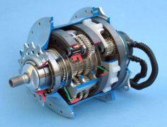 Rohloff 14-speed internal hub