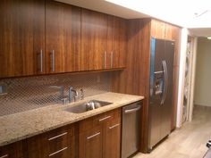 Kitchen: Lovely Bamboo Kitchen Cabinets For Your House ...