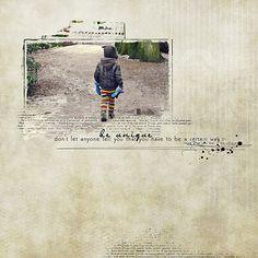 photo mask + words