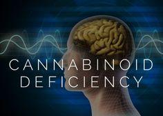 Endocannabinoid Deficiency Syndrome