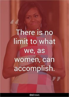 92c161fa5f4c4 Michelle Obama quotes Women Empowerment Quotes, Girl Empowerment, Happy New  Year Quotes, Quotes