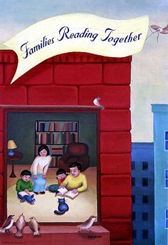 Families Reading Together/Yangsook Choi (1998)