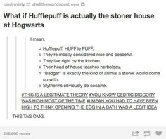 """37 Times Tumblr Made You Rethink Everything About """"Harry Potter"""""""