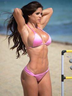 Michelle Lewin bikini #celebrity #hot #bikini #thong