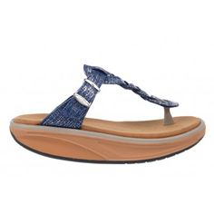 Women's THIMBA 6 W SANDAL DENIM BLUE : £129.00