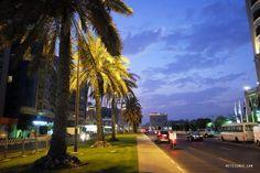 Good evening Deira - A walk after dark - Dubai Blog | Mitzie Mee