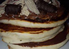 Pancakes φουσκωτά και αφράτα!!! συνταγή από Μαργιάννα Αρχοντοπούλου - Cookpad Pancakes, Breakfast, Recipes, Food, Morning Coffee, Essen, Pancake, Meals, Eten