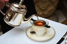 Luxurious Afternoon Tea in the Winter Garden | The Landmark London