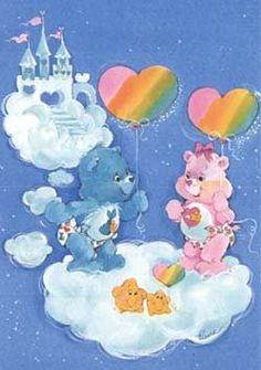 Care Bears Names and Symbols   Meet The Care Bears & the Care Bear Cousins!