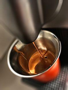 Guten Morgen…wenn die Strassen winterlich sind hilft ein #Kazaar #Kaffe von @Nespresso #whatelse 😉…fahrt nicht zu geschwind