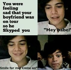 I'd die. I feel so lonely with out Harry right now, Lizzy I need a hug.
