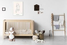 Quality yet affordable baby furniture range from Europe in a modern design with bedside bassinet, cot, change table and dresser in 3 colours. Budget Nursery, Nursery Ideas, Bedside Bassinet, Small Modern House Plans, Wooden Cribs, Junior Bed, Big Beds, Convertible Crib, Baby Furniture