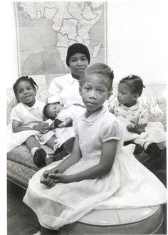 Black History Facts, Black History Month, Black Love, Black Is Beautiful, Black Man, Beautiful Family, Beautiful Children, Betty Shabazz, Kings & Queens