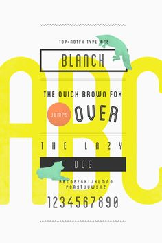 Eva Black Design | Blog: Top - Notch Type : #18, via graphic design layout, identity systems and great type lock-ups.