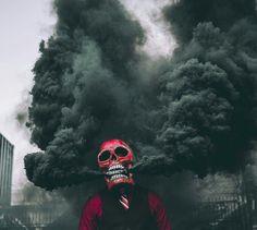 Camille crimson umění kouření
