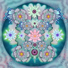 Mandala, ilustración Digital 2011  María Salcedo, México.     lamariadsign.tumblr.com     mariadsign@gmail.com     http://www.facebook.com/pages/MaRia-Dsign