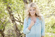 Witney Carson | Utah Senior Pictures | Witney Carson from So You Think You Can Dance | Frosted Productions Photography Blog