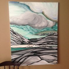 Rushing Wind by PinoGallery on Etsy