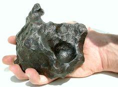 Gibeon Meteorite in its original form