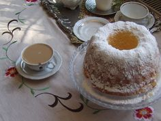 Domowe ciasta i obiady: Cytrynowa babka puchowa Food Cakes, Cake Recipes, Pudding, Cakes, Easy Cake Recipes, Kuchen, Custard Pudding, Puddings, Avocado Pudding