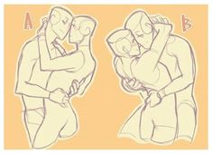 27 trendy drawing poses couple art referenceYou can find Pose reference and more on our trendy drawing poses couple art reference Drawing Couple Poses, Couple Poses Reference, Figure Drawing Reference, Drawing Reference Poses, Couple Drawings, Design Reference, Art Drawings, Kissing Reference, Drawing Tips