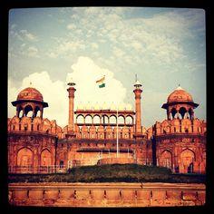 Red Fort | Lal Qila | लाल क़िला | لال قلعہ in New Delhi, Delhi