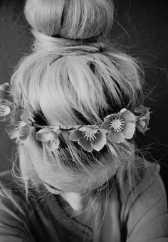 I predict a flower garland addiction is going to happen