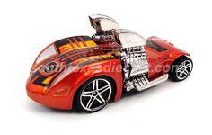 Twin Mill Hardnoze   Model Cars
