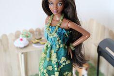 Barbie short sun dress. Sold on Etsy