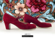 ARCO I Flamenco Shoes, Dance Shoes, Pumps, Heels, Color Combos, Boutique, Cowboy Boots, Shoe Boots, Peep Toe