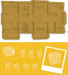 Do something creative with the packing box - like more furniture? A fortress? A spaceship?