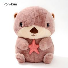 picture of Mucchiri Rakkun Plushies (Big) 8