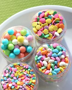 Pretty Pastel Sprinkle Kit  4 mini