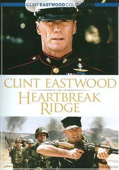 Heartbreak Ridge (DVD 1986) | DVD Empire